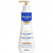 MUSTELA CLEANSING GEL WITH COLD CR 300ML