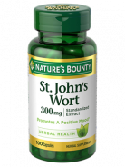 NATURE'S BOUNTY ST.JOHNS WORT 300MG 100 CAP
