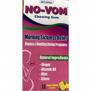 NO-VOM CHEWING GUM 24PCS