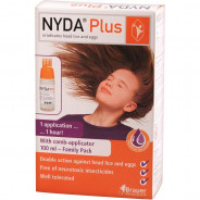 NYDA PLUS LICE 100ML