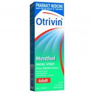 OTRIVIN MENTHOL 0.1% SPRAY 10 ML