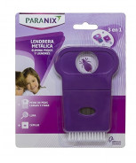 PARANIX  3 IN 1 ANTI LICE COMB