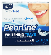 PEARLINE WHITENING TRAYS 14PCS