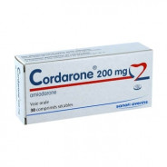 CORDARONE 200MG 30 TABLETS