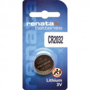 RENATA BATTERIES CR2032