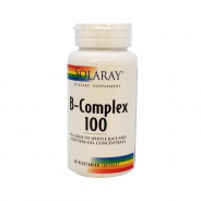 SOLARAY B-COMPLEX 100MG 50 CAP