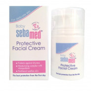 SEBAMED BABY PROTECTIVE FACIAL CR.50ML
