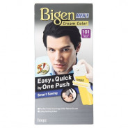 BIGEN MENS CREAM COLOR NO.101 NATURAL BLACK