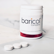 BARICOL COMPLETE ORANGE  45 CHEWABLE TABLETS