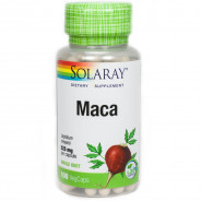 SOLARAY MACA ROOT 525MG 100CAP
