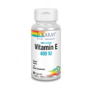 SOLARAY VITAMIN E-400 50 CAP