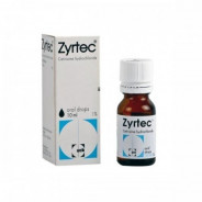 ZYRTEC ORAL DROPS 10 ML
