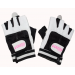 GRIZZLY WOMENS PAWS  GLOVES WHITE SIZE SMALL
