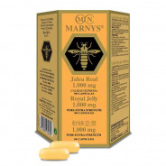 Marnys Royal Jelly 1000mg 90Capsules .