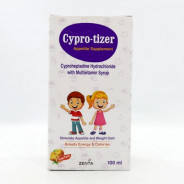 CYPRO-TIZER SYRUP 100ML