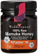 MANUKA HONEY K-FACTOR 16 250G