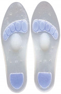 TYNOR INSOLE FULL SILICON LARGE PAIR(K 01)