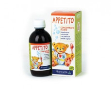 APPETITO CONCENTRATED  FLUID SYRUP