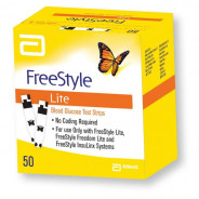 FREE STYLE 50 STRIPS