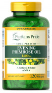 P&P EVENING PRIMROSE OIL 1300MG 120CAP